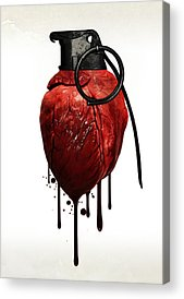 Emotion Acrylic Prints