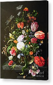Netherlands Paintings Acrylic Prints