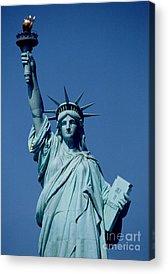 The New York New York Acrylic Prints