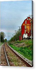 Old Feed Mills Acrylic Prints