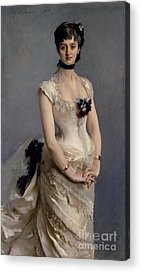 Ball Gown Acrylic Prints
