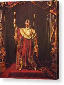Napoleon Acrylic Prints