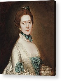 Thomas Gainsborough Acrylic Prints
