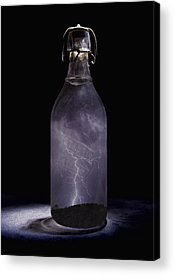 Bottles Acrylic Prints