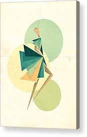 Design Digital Art Acrylic Prints