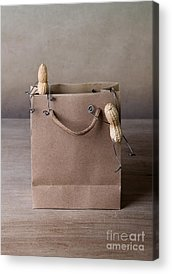 Shopping Bags Acrylic Prints