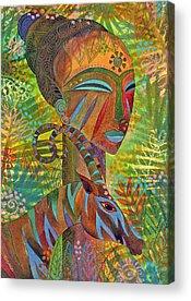 Exotic Acrylic Prints