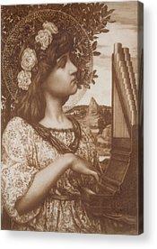 Choral Acrylic Prints