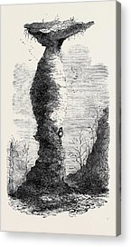 Southern Indiana Drawings Acrylic Prints