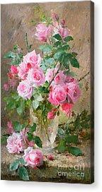 Rosa Paintings Acrylic Prints