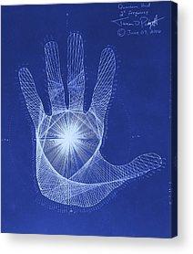Metaphysics Acrylic Prints