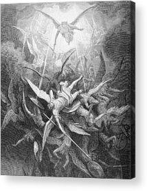 Gustave Acrylic Prints