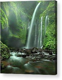 Indonesia Acrylic Prints