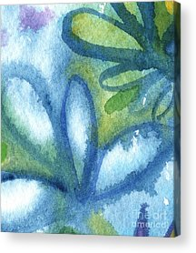 Zen Garden Acrylic Prints