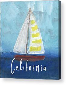 Northern California Acrylic Prints
