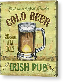 Beer Acrylic Prints