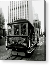Trolley Acrylic Prints