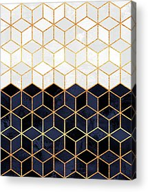 Geometric Acrylic Prints