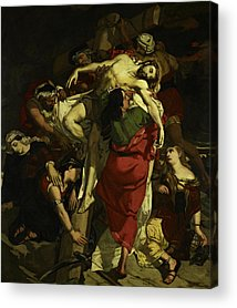 Son Of David Acrylic Prints