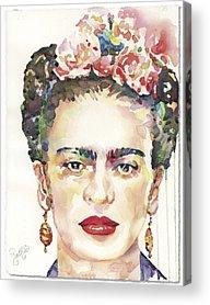 Ruth Hardie Acrylic Prints