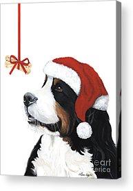 Designer Dogs Acrylic Prints