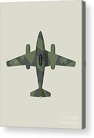 Me-262 Acrylic Prints