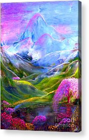 Austria Acrylic Prints