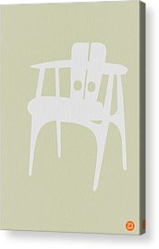 Rocking Chairs Photographs Acrylic Prints