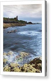 Castle Ruins Acrylic Prints