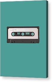 Fused Mixed Media Acrylic Prints