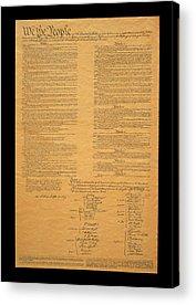 Documents Acrylic Prints