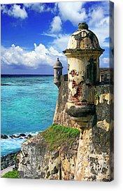 World Heritage Site Acrylic Prints