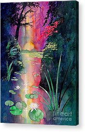 Waterlily Acrylic Prints