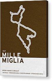 Grand Prix Acrylic Prints