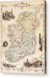 Limerick Acrylic Prints