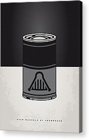 Cans Acrylic Prints