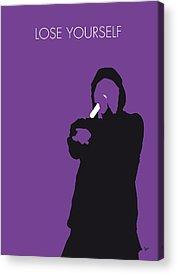 Eminem Acrylic Prints