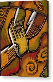 Peace And Harmony Acrylic Prints