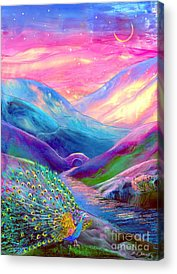 Bright Colours Acrylic Prints