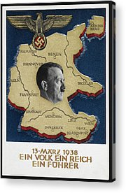 National Socialism Acrylic Prints