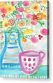 Ceramics Mixed Media Acrylic Prints