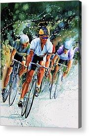 Sport Artist Acrylic Prints