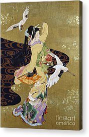 East Asia Acrylic Prints