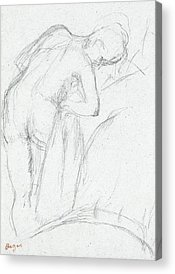Signed Drawings Acrylic Prints