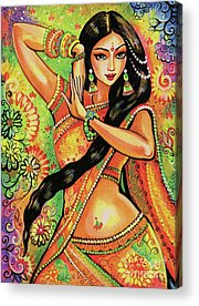 Bollywood Acrylic Prints