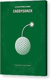 Golf Course Acrylic Prints