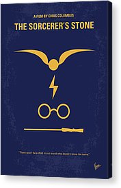 Hermione Granger Acrylic Prints