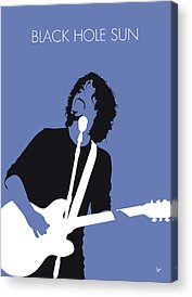 Chris Cornell Acrylic Prints