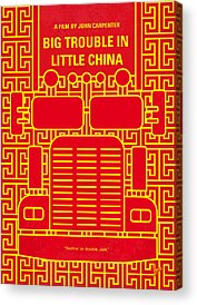Chinatown Acrylic Prints