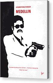 Cannes Acrylic Prints